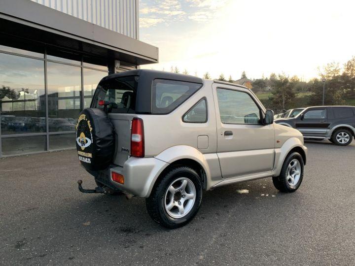 Suzuki JIMNY 1.3 L Essence Cabriolet avec Hard Top Gris  - 6