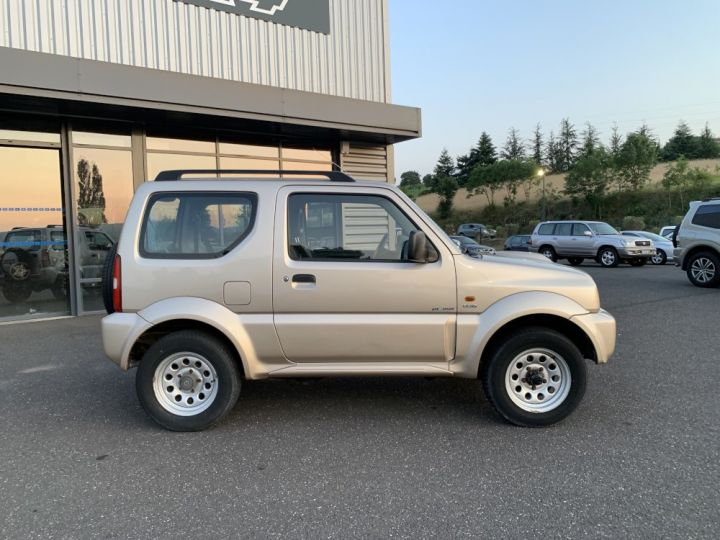 Suzuki JIMNY 1.5 L DDis JX Champagne - 8