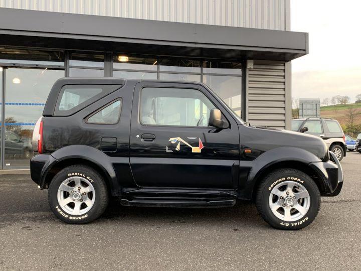 Suzuki JIMNY Cabriolet 1.3 L essence 80 CV Noir - 9