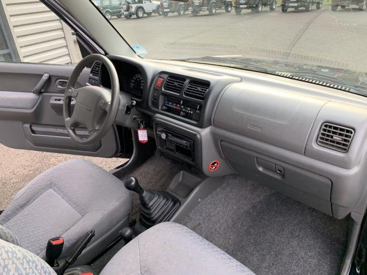 Suzuki JIMNY Cabriolet 1.3 L essence 80 CV Noir - 14