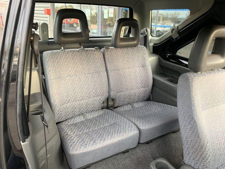 Suzuki JIMNY Cabriolet 1.3 L essence 80 CV Noir - 15