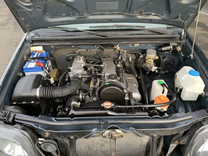 Suzuki JIMNY Cabriolet 1.3 L essence 80 CV Noir - 16