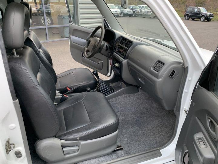 Suzuki JIMNY Cabriolet 1.3 L Essence JX Blanc - 7