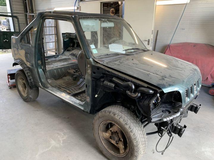 Suzuki JIMNY Cabriolet 1.3 L Essence JX Blanc - 18