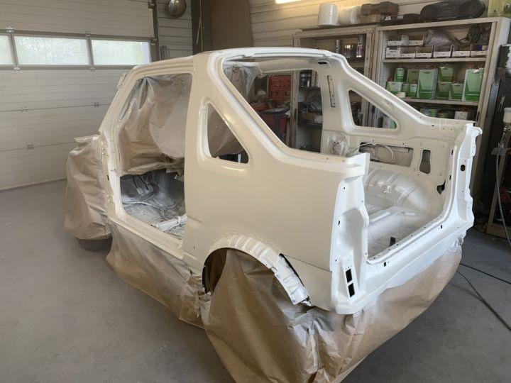 Suzuki JIMNY Cabriolet 1.3 L Essence JX Blanc - 19