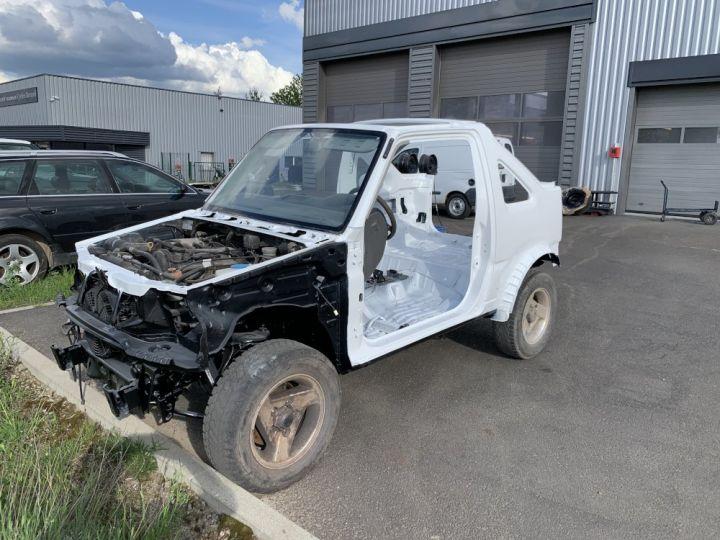 Suzuki JIMNY Cabriolet 1.3 L Essence JX Blanc - 21