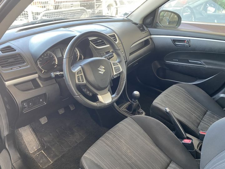 Suzuki SWIFT 1.2 VVT 94CH IN THE CITY 5P Noir - 2