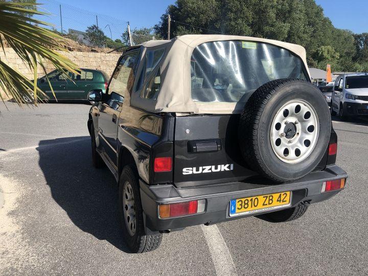 Suzuki VITARA CABRIOLET 1.6 JLX Noir - 2