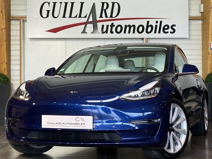 Tesla Model 3 LONG RANGE DUAL MOTOR AWD 462ch BVA Bleu Outremer - 1