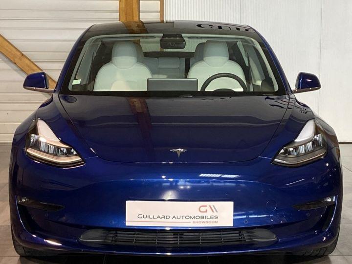 Tesla Model 3 LONG RANGE DUAL MOTOR AWD 462ch BVA Bleu Outremer - 2