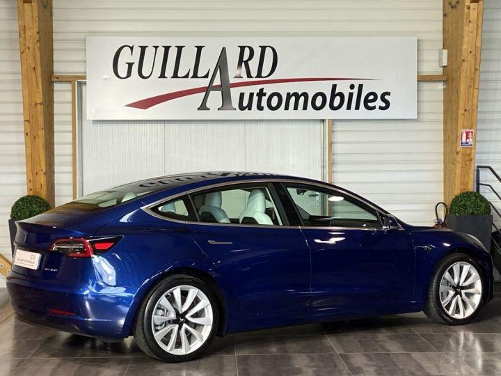 Tesla Model 3 LONG RANGE DUAL MOTOR AWD 462ch BVA Bleu Outremer - 8