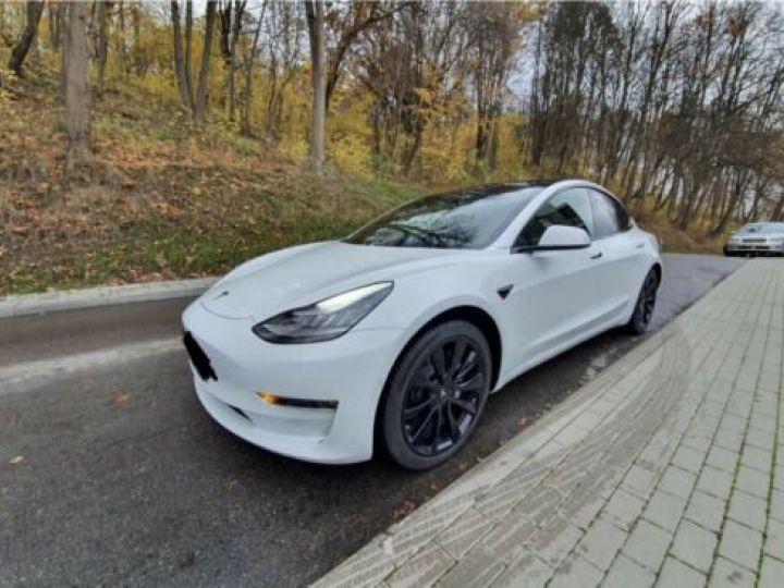Tesla Model 3 STANDARD PLUS LED FSD Full self driving Blanc - 1