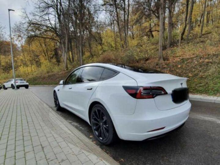 Tesla Model 3 STANDARD PLUS LED FSD Full self driving Blanc - 4