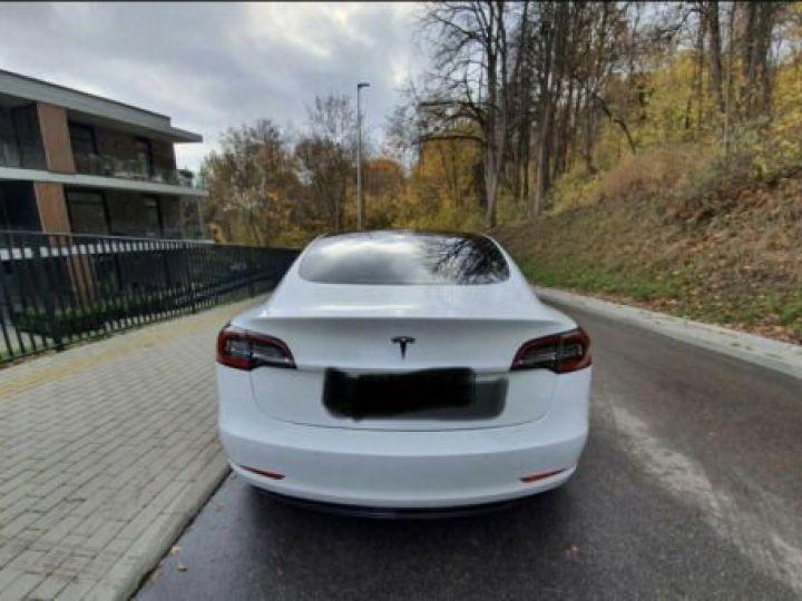 Tesla Model 3 STANDARD PLUS LED FSD Full self driving Blanc - 5