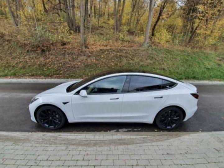 Tesla Model 3 STANDARD PLUS LED FSD Full self driving Blanc - 6
