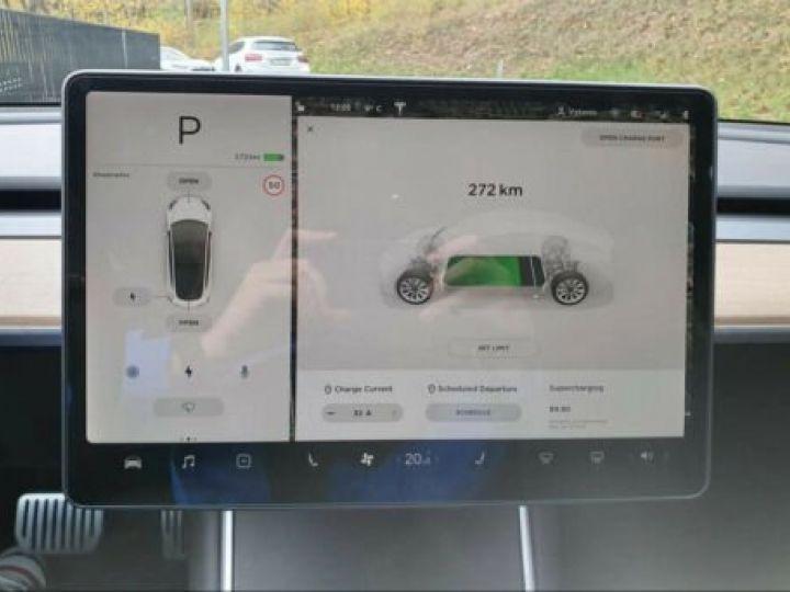 Tesla Model 3 STANDARD PLUS LED FSD Full self driving Blanc - 11