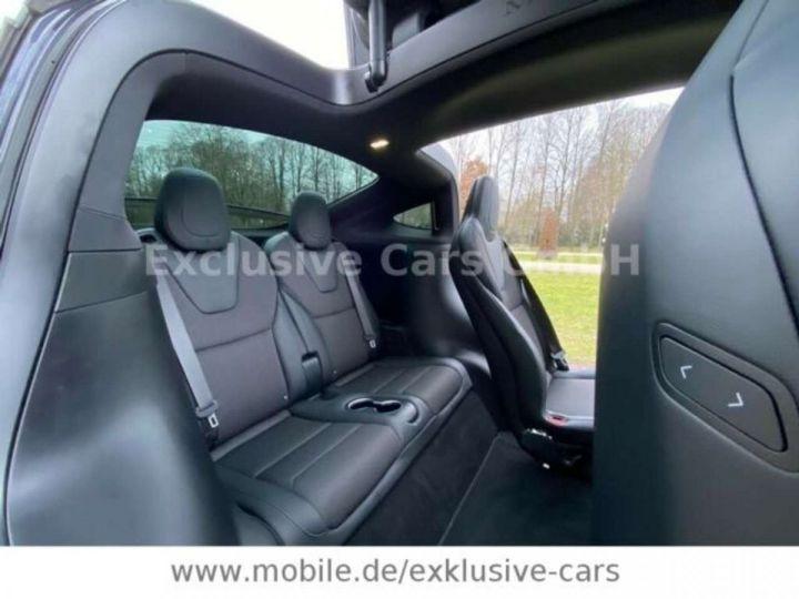 Tesla Model X 100D 525 cv *6 sièges* Pano + attelage * Auto Pilot* Gris Foncé Métallisé - 5