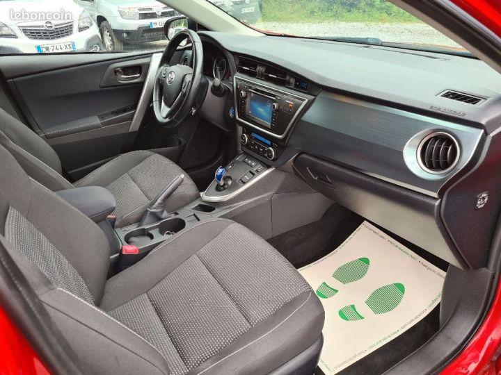 Toyota Auris hsd 136 dynamic 12/2014 GPS CAMERA LED BLUETOOTH  - 4