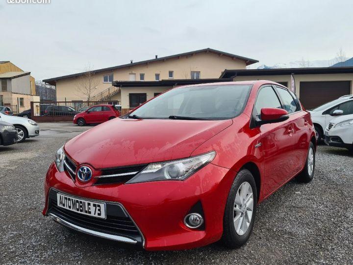 Toyota Auris hsd 136 dynamic 12/2014 HYBRID GPS CAMERA REGULATEUR  - 1