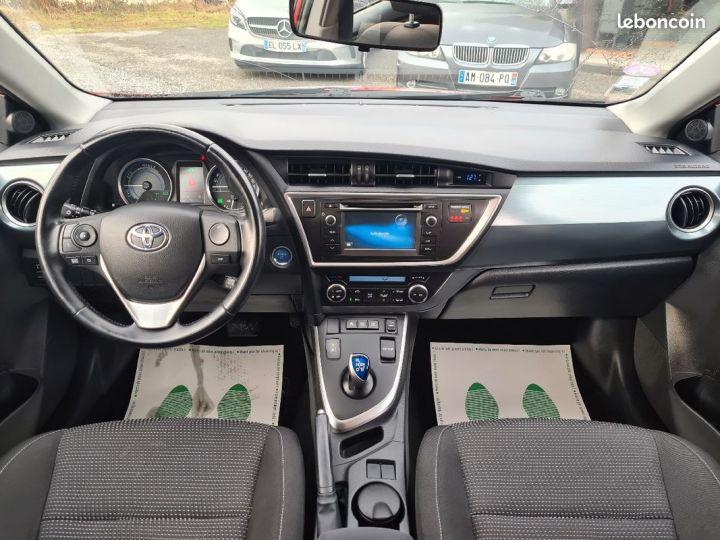 Toyota Auris hsd 136 dynamic 12/2014 HYBRID GPS CAMERA REGULATEUR  - 5