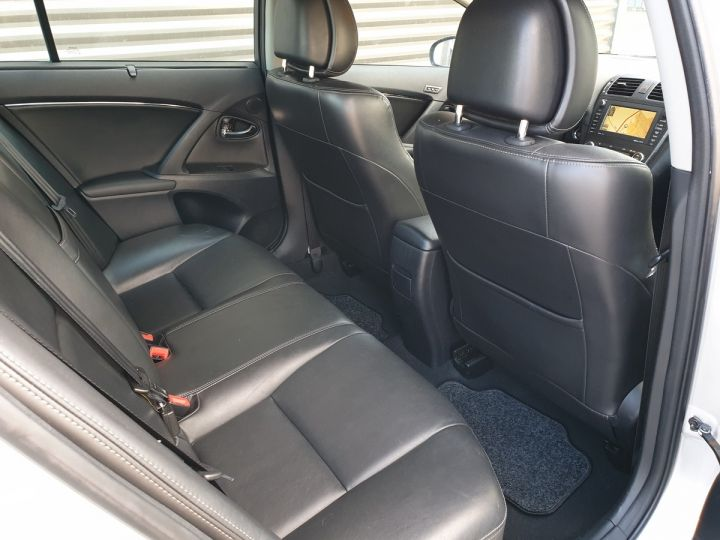 Toyota Avensis 3 iii 150 cat lounge bva Gris Occasion - 6