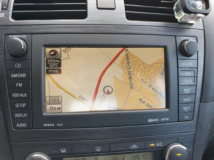 Toyota Avensis 3 iii 150 cat lounge bva Gris Occasion - 15