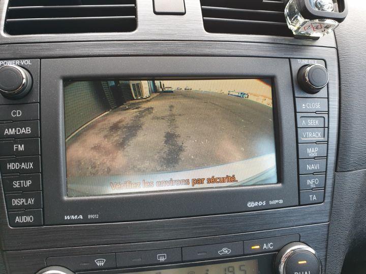 Toyota Avensis 3 iii 150 cat lounge bva Gris Occasion - 16