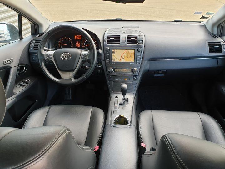 Toyota Avensis 3 iii 150 cat lounge bva i Gris Occasion - 5