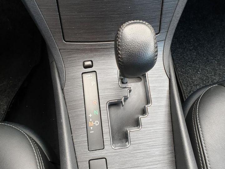 Toyota Avensis 3 iii 150 cat lounge bva i ii Gris Occasion - 13