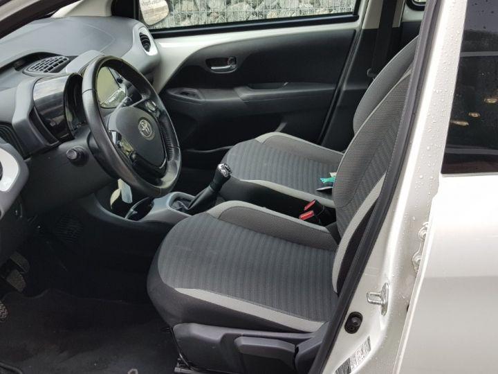 Toyota Aygo 1.0 VVT-i X-Play Blanc - 7