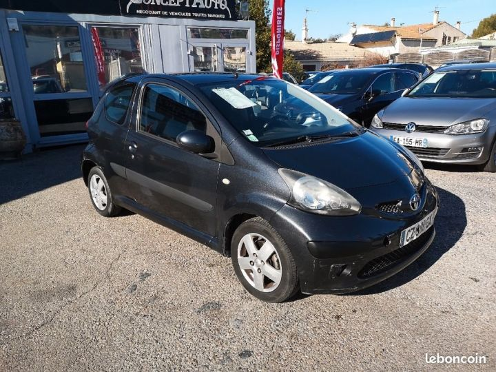 Toyota Aygo GRIS FONCE Occasion - 1