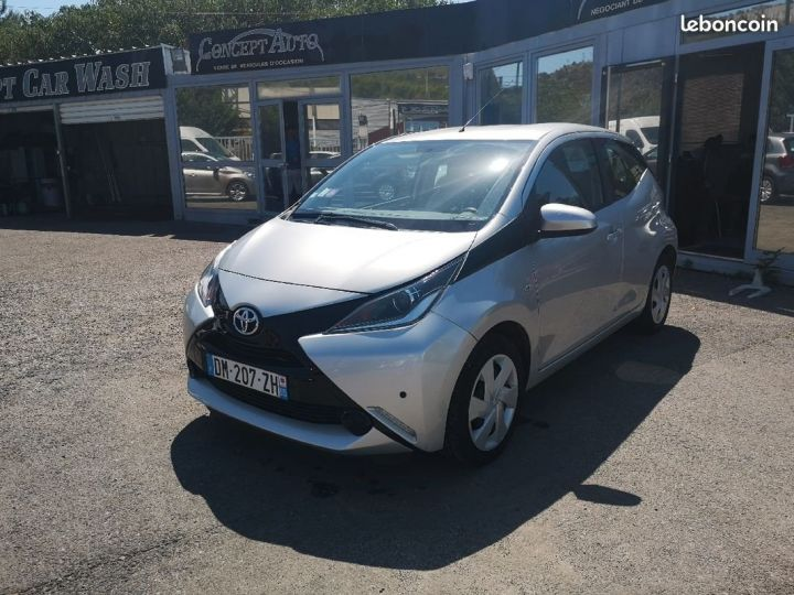 Toyota Aygo X-VAWE-X-WAVE GRIS METAL Occasion - 2