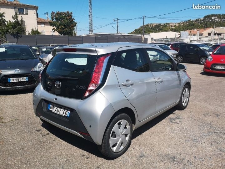 Toyota Aygo X-VAWE-X-WAVE GRIS METAL Occasion - 4
