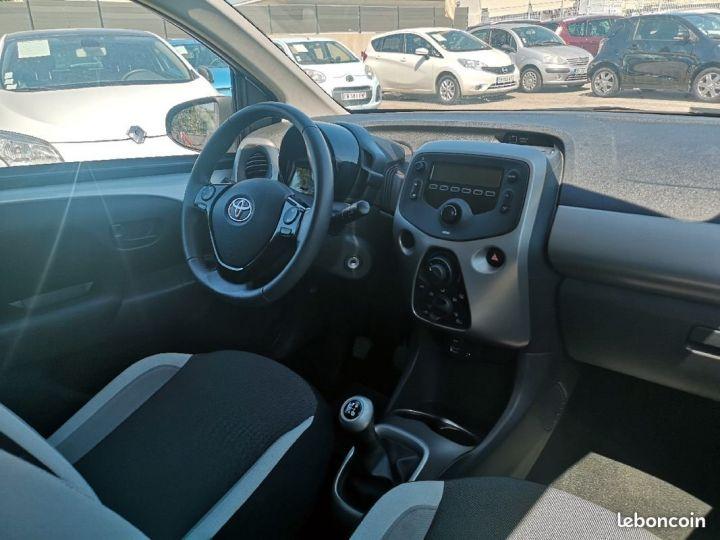 Toyota AYGO X-VAWE-X-WAVE GRIS METAL Occasion - 5
