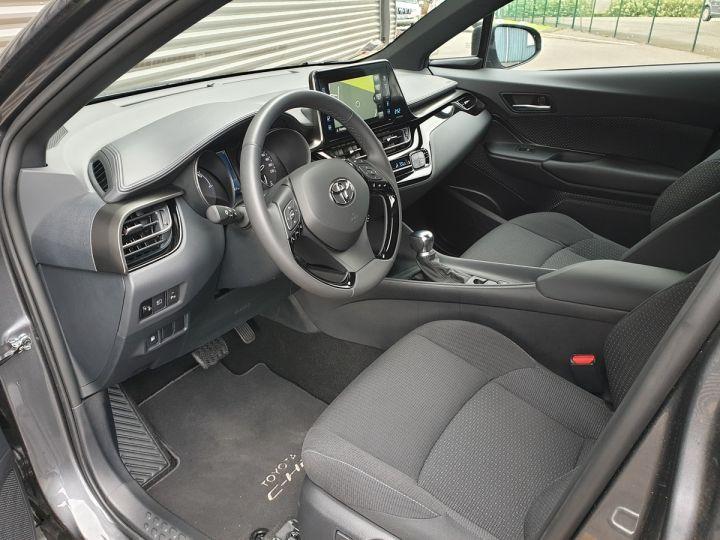 Toyota C-HR hr 1.8 hybrid bva cvt 3 600 km neuve Gris Anthracite Occasion - 8