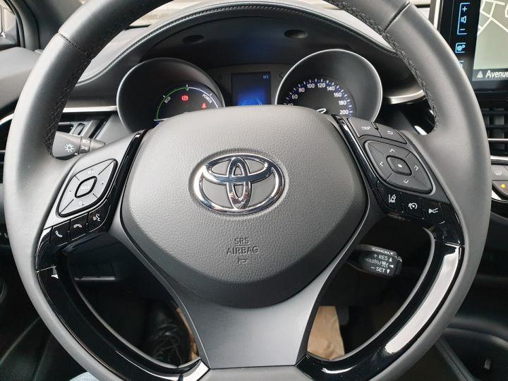 Toyota C-HR hr 1.8 hybrid bva cvt 3 600 km neuve Gris Anthracite Occasion - 9