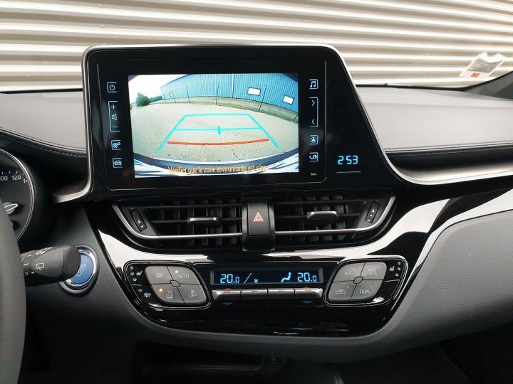 Toyota C-HR hr 1.8 hybrid bva cvt 3 600 km neuve Gris Anthracite Occasion - 12
