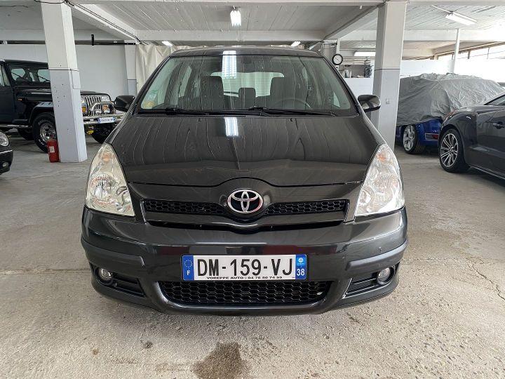 Toyota Corolla 136 D-4D SOL 7 PLACES Noir - 2
