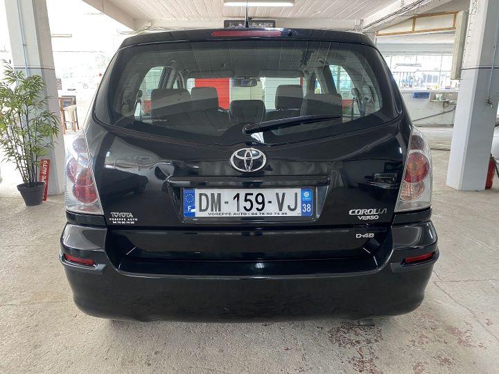 Toyota Corolla 136 D-4D SOL 7 PLACES Noir - 5