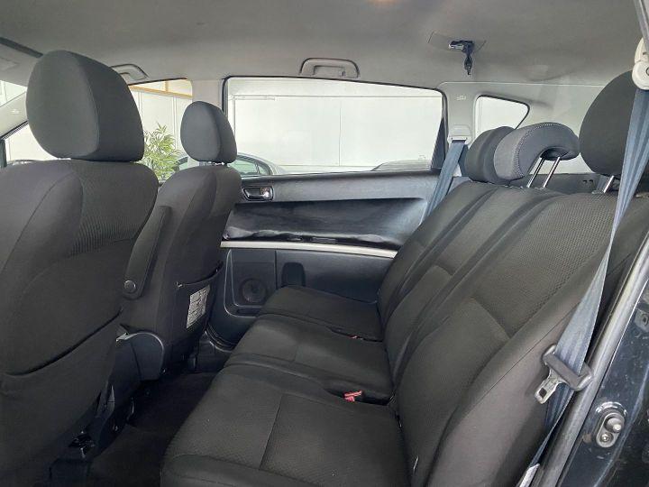 Toyota Corolla 136 D-4D SOL 7 PLACES Noir - 8