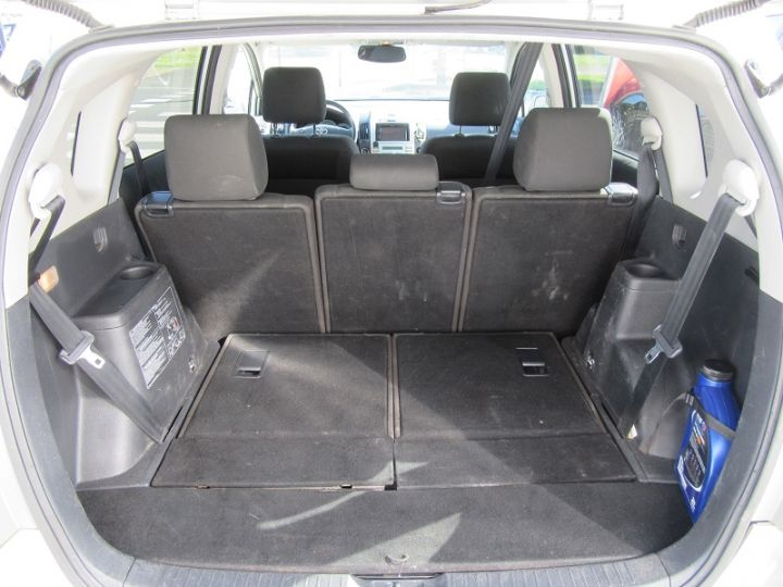 Toyota COROLLA Verso 136 D-4D TECHNO 7 PLACES Gris Clair Occasion - 9