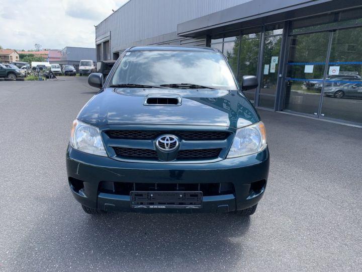 Toyota Hilux Double cabine 2.5 L D4D 120 CV Country Vert Foncé - 3