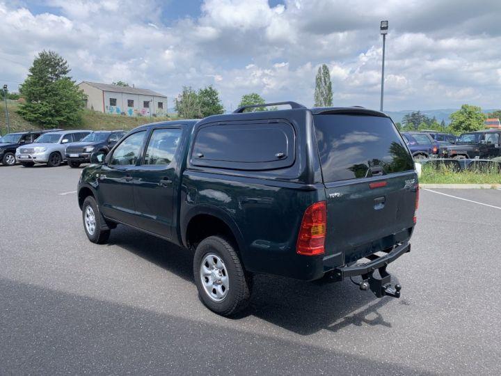 Toyota Hilux Double cabine 2.5 L D4D 120 CV Country Vert Foncé - 6