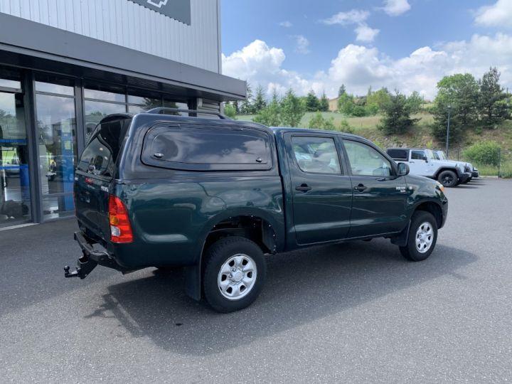 Toyota Hilux Double cabine 2.5 L D4D 120 CV Country Vert Foncé - 8