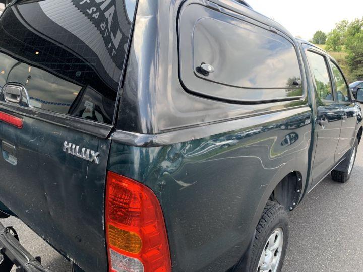 Toyota Hilux Double cabine 2.5 L D4D 120 CV Country Vert Foncé - 9