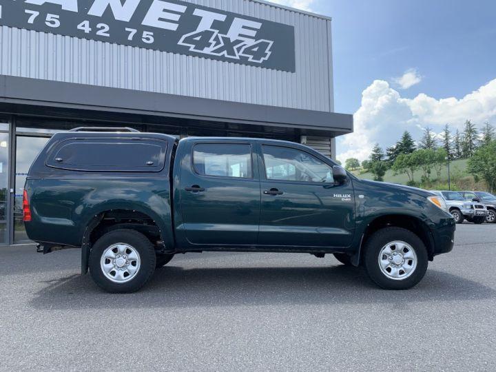 Toyota Hilux Double cabine 2.5 L D4D 120 CV Country Vert Foncé - 10