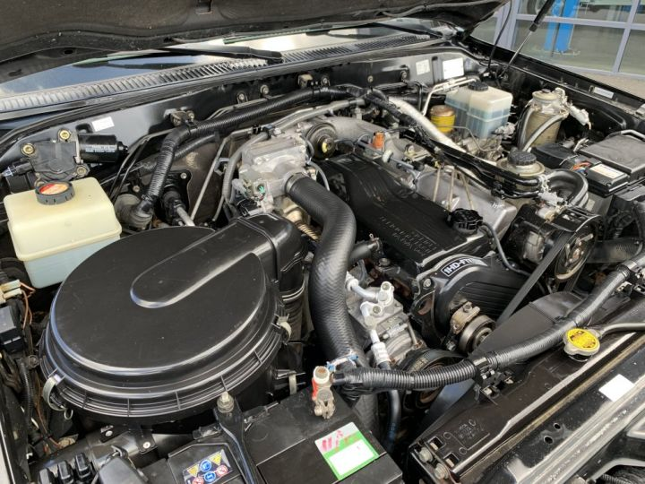 Toyota LAND CRUISER 100 SW 4.2 L TD VXE 204 CV Boite Auto Noir - 10