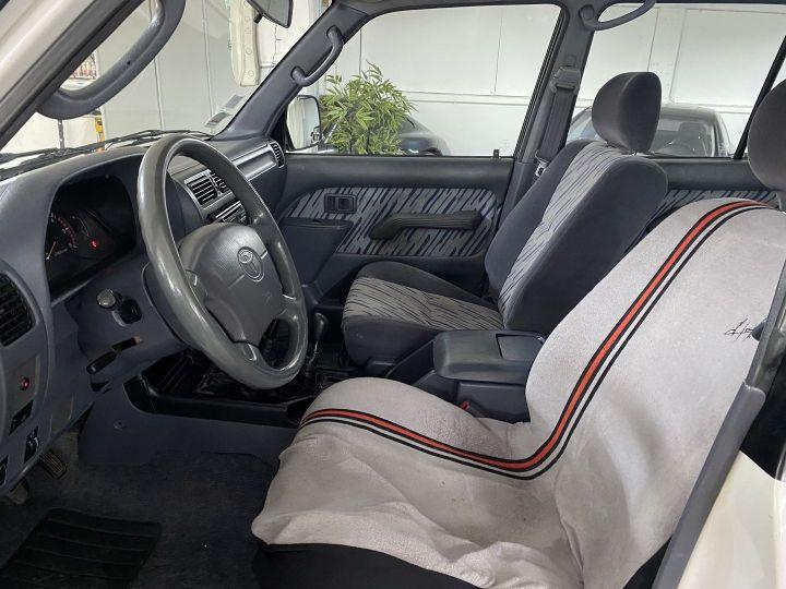 Toyota Land Cruiser 3.0 TD 125CH VX CLIM Blanc - 6