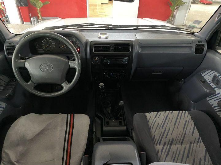 Toyota Land Cruiser 3.0 TD 125CH VX CLIM Blanc - 7