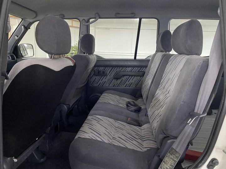 Toyota Land Cruiser 3.0 TD 125CH VX CLIM Blanc - 8